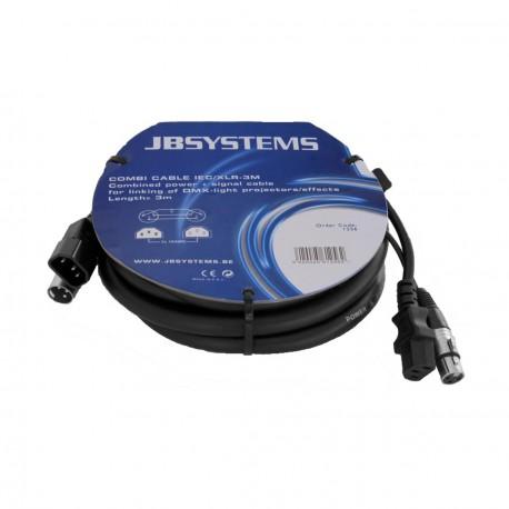 JB SYSTEMS - IECXLR3M