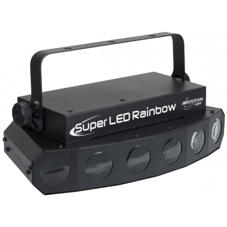 JB SYSTEMS LIGHT - SUPER LED RAINBOW