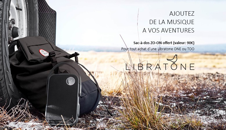 Promo Libratone One et Too