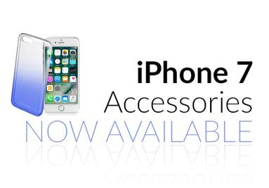 Les accessoires pour iPhone 7 sont arrivés!
